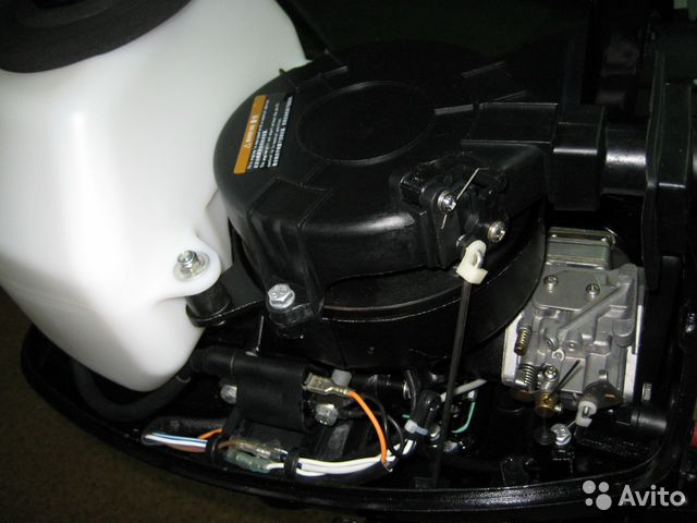 запчасти на лодочный мотор ханкай 6 л.с