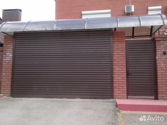 Купить секционные ворота на гараж в самаре железный стол в гараж