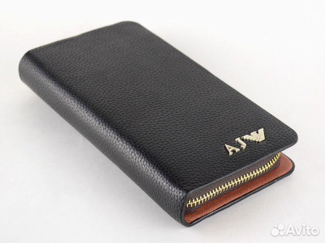 79f7c2714fe8 Кошелек мужской Armani Jeans купить в Санкт-Петербурге на Avito ...