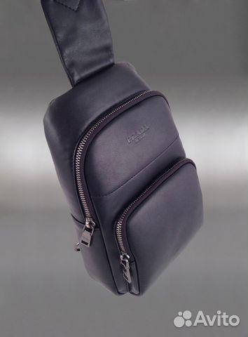Сумка рюкзак через плечо Prada арт.107 купить в Москве на Avito ... 0cba5f48470