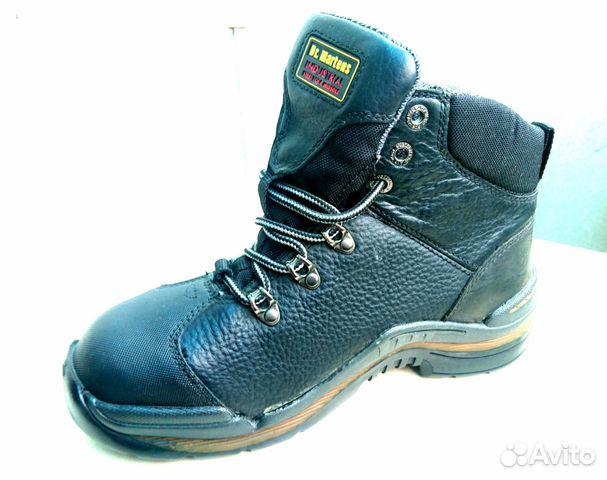 Ботинки Dr. Martens nevis st industrial bear купить в Калужской ... bf061eb3a14