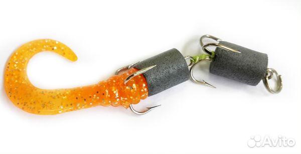 твистер для морской рыбалки