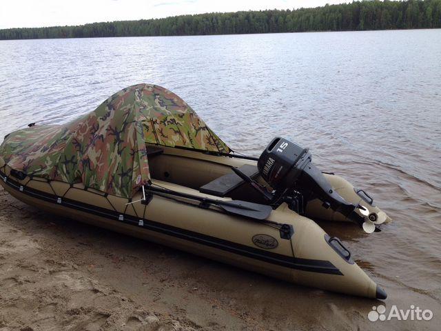 надувная лодка карелия