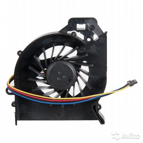 Кулер ноутбука HP dv7-6000 / KSB0505HB-AJ77