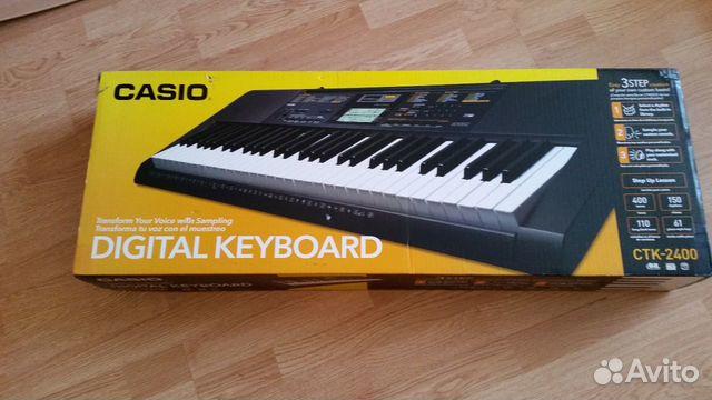 Купить синтезатор casio ctk 800 в интернет-магазине в