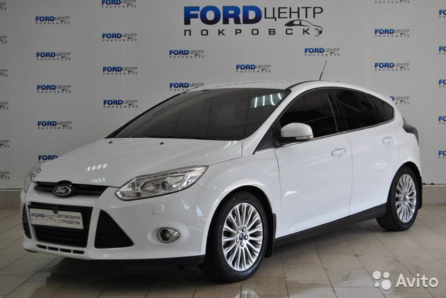 Ford focus (форд фокус) в москве — одна из наиболее популярных машин.