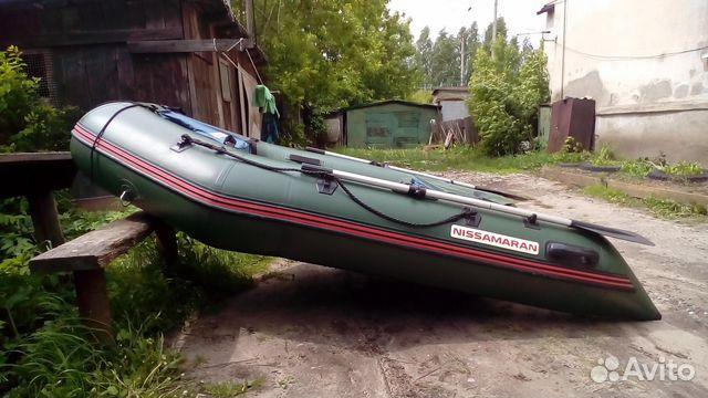 лодка муссон в москве