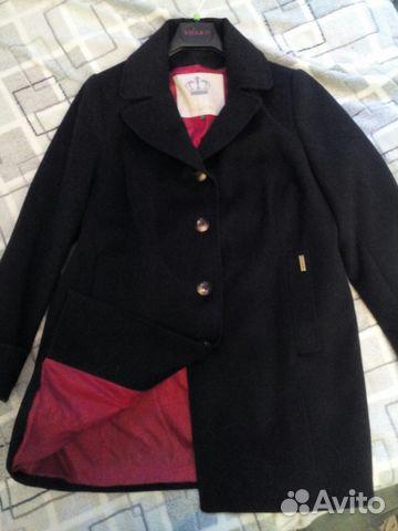 Пальто деми— фотография №3
