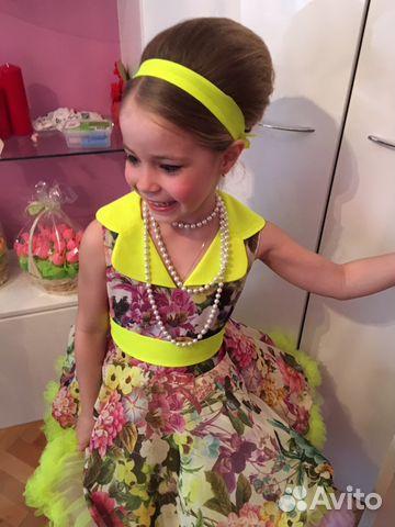 46b7aea0d0f Детское платье в стиле стиляги и ретро купить в Москве на Avito ...