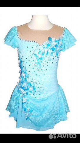платье для фигурного авито