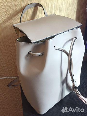 Рюкзак кожаный (Италия )   Festima.Ru - Мониторинг объявлений 7dd41d1fa63
