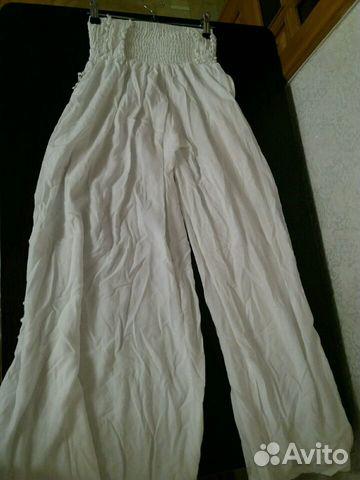 Юбка брюки купить на авито