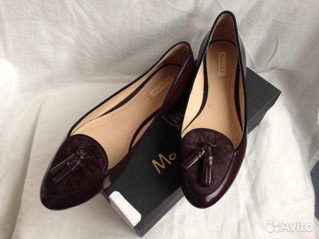 Новые туфли-лоферы с кисточками Massimo Dutti   Festima.Ru ... 0a224975b0a