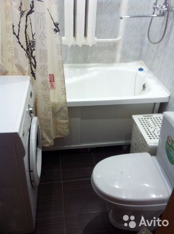 1-room apartment, 29 m2, 3/4 floor. buy 5
