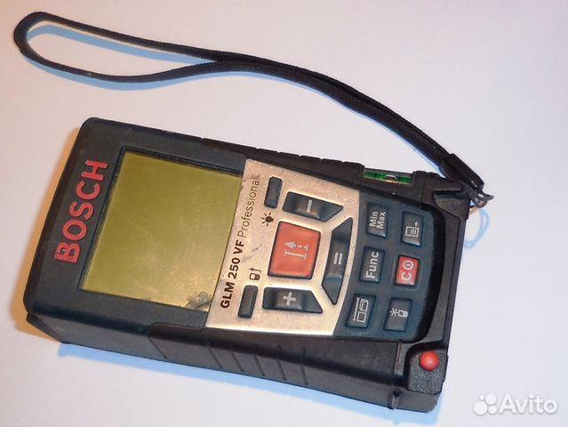 Laser Entfernungsmesser Bosch Glm 250 Vf : Лазерный дальномер bosch glm vf professional festima