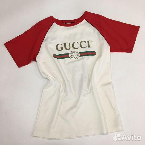 Футболки Gucci   Festima.Ru - Мониторинг объявлений 63db7ac1ebc