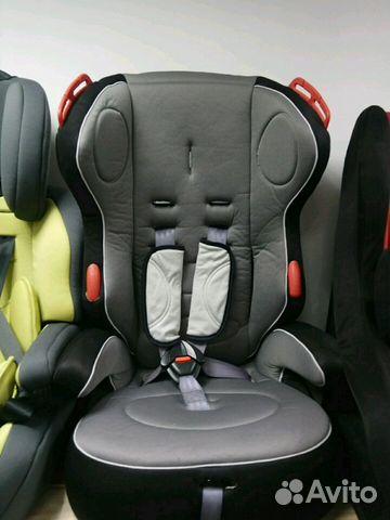 89527559801 Автомобильное кресло 9-36 кг