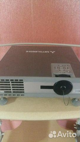 Проектор Mitsubishi SL6U с большим экраном 89622209905 купить 2