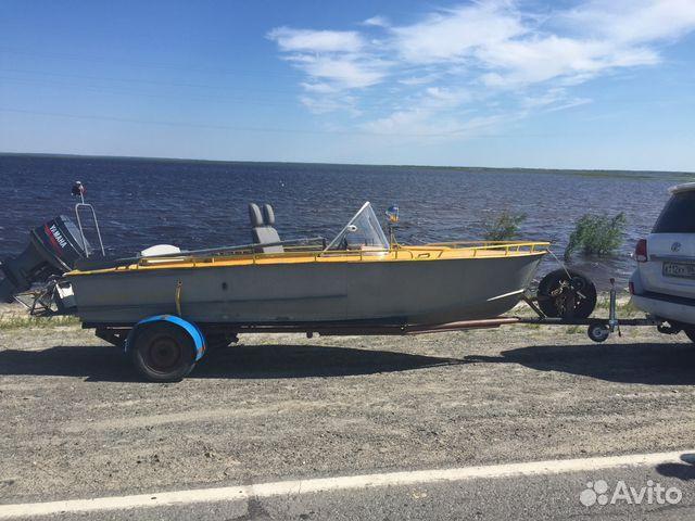 Лодка прогресс хмао
