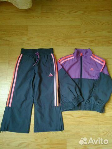 b109a4ae Спортивные костюмы для девочки Adidas оригинал - Личные вещи, Детская одежда  и обувь - Краснодарский край, Краснодар - Объявления на сайте Авито