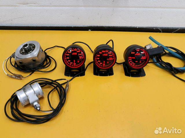 89625003353 Датчики Auto Gauge установочный комплект Subaru Le
