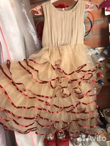 64dad8488f8 Платье для девочки на праздник или фотосессию купить в Новосибирской ...