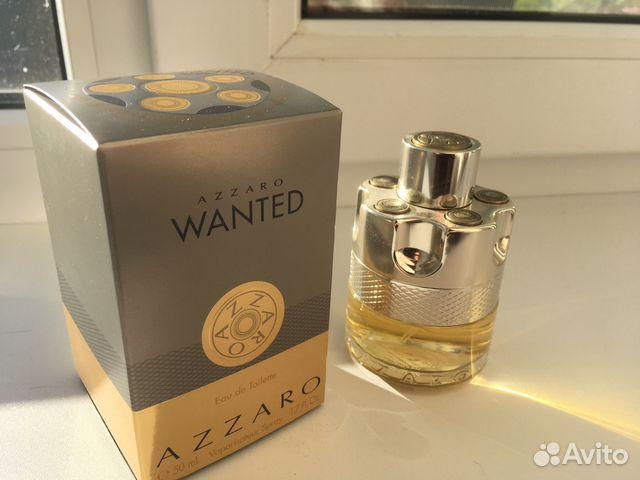 Azzaro Wanted 50ml Festimaru мониторинг объявлений