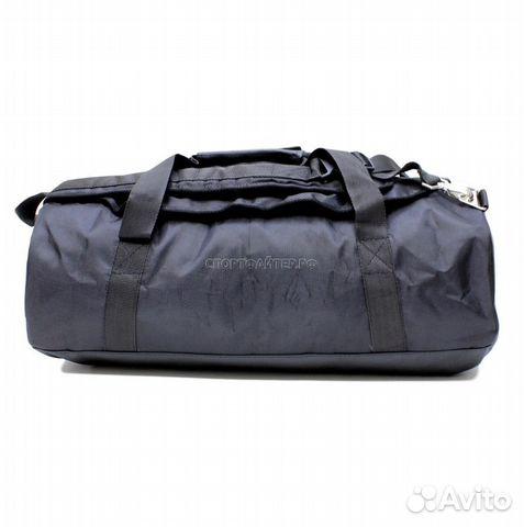 ea49697451bb Спортивная сумка-рюкзак чёрная - М купить в Санкт-Петербурге на ...