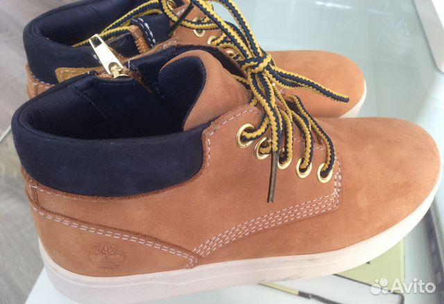 Обувь Timberland оригинал новые   Festima.Ru - Мониторинг объявлений 17b6dcbe07f
