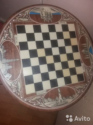 Краткая история мировых шахмат | 480x360