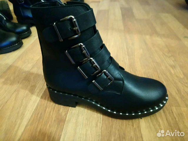 b7f7d2a17622 Ботинки новые зимние кожаные   Festima.Ru - Мониторинг объявлений