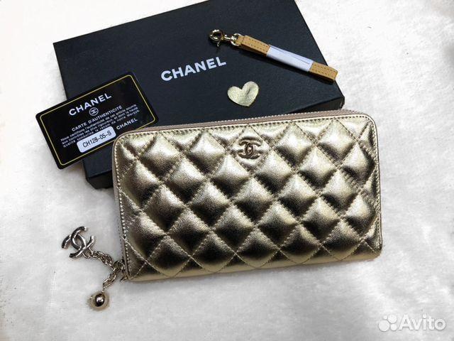 Женский кошелек Chanel новый   Festima.Ru - Мониторинг объявлений 9a331191b19