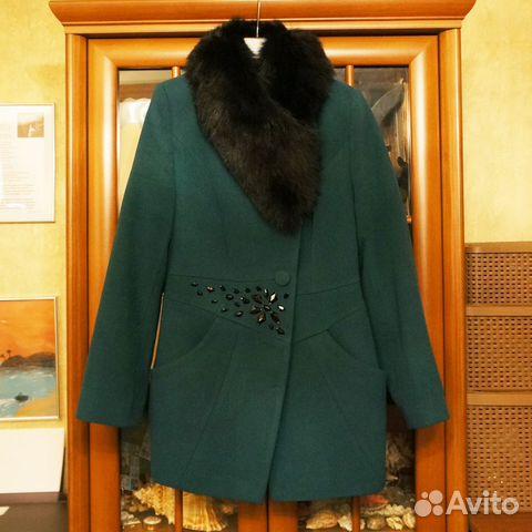 4100c9a5f2b Пальто Malinardi б у купить в Москве на Avito — Объявления на сайте ...