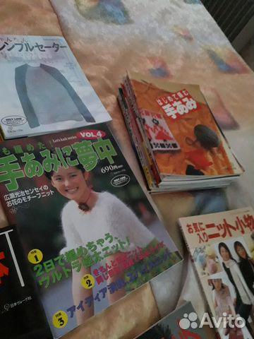 японский журнал по вязанию Festimaru мониторинг объявлений