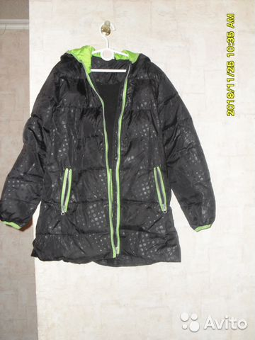 Куртка для девочки 89124646697 купить 2