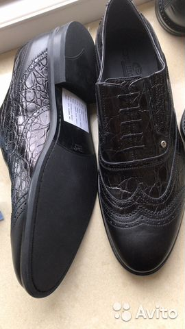 67569d48 Новые мужские итальянские ботинки купить в Москве на Avito ...