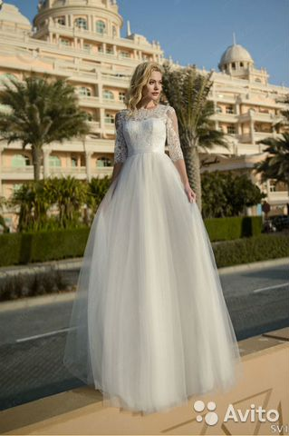 9d5097b81a6 Свадебное платье