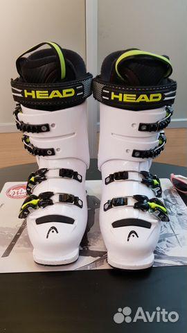 Горнолыжные ботинки head raptor 50 детские купить в Москве на Avito ... d01672e60d1