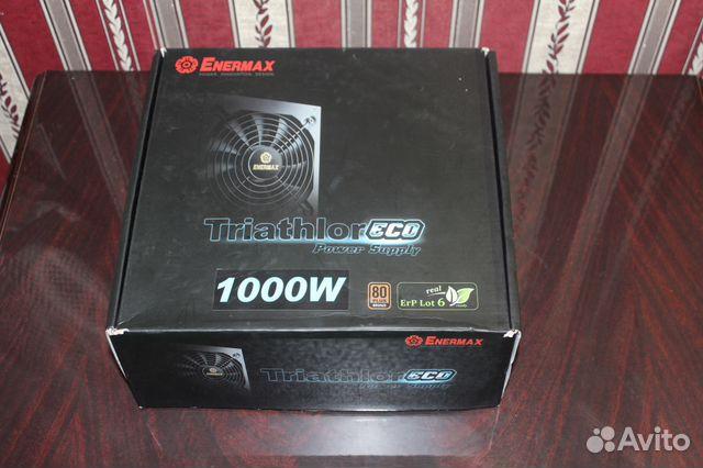 Блок питания PSU Enermax Triathlor ECO 1000W