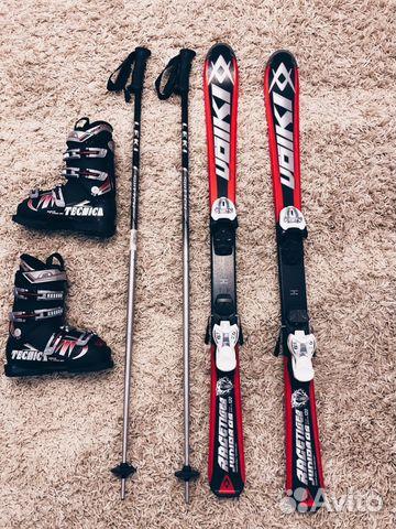 111c643a3fec Детские горные лыжи   Festima.Ru - Мониторинг объявлений