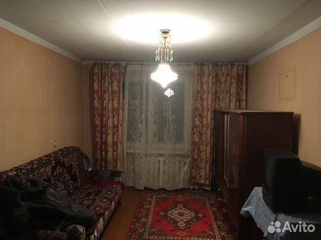 Продается двухкомнатная квартира за 1 000 000 рублей. Ковров, Владимирская область, Муромская улица, 25/3.
