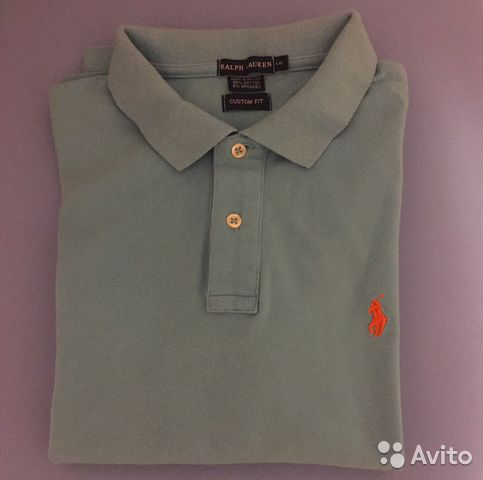77074c61098c Поло Polo Ralph Lauren купить в Нижегородской области на Avito ...