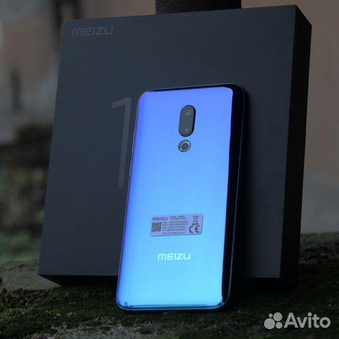 Meizu 16Th 6/64Гб Синий M882H 84012901993 купить 4