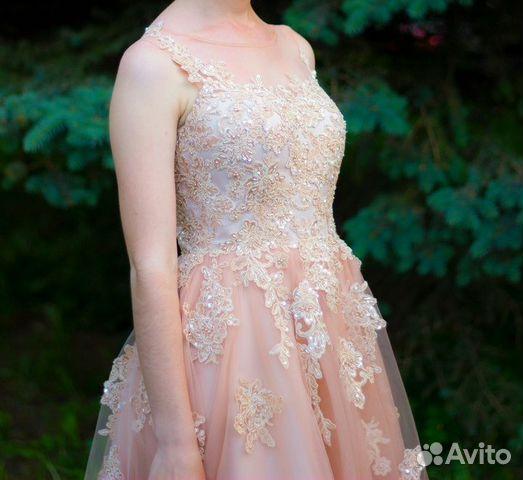 6343ffa8479 Выпускное платье купить в Республике Мордовия на Avito — Объявления ...