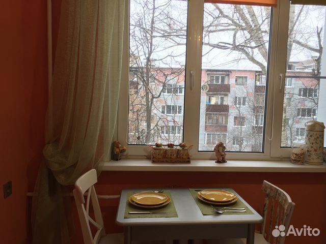 Продается двухкомнатная квартира за 4 690 000 рублей. Московская область, Домодедово, Кутузовский проезд, 11.