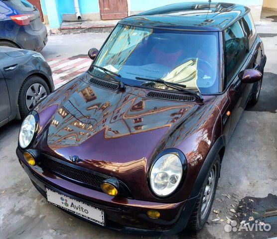 Mini One 2002 купить в москве на Avito объявления на сайте авито