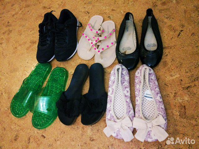 59ff9d23c Летняя обувь 37-38 р. Mascotte купить в Санкт-Петербурге на Avito ...