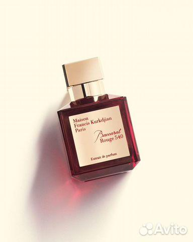 Baccarat Rouge 540 Extrait Dp 2 мл фирменный личные вещи красота