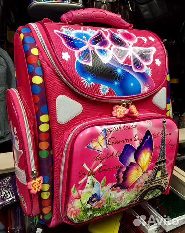 b2672a1ce07a Ранец - портфель для школы (3) купить в Санкт-Петербурге на Avito ...
