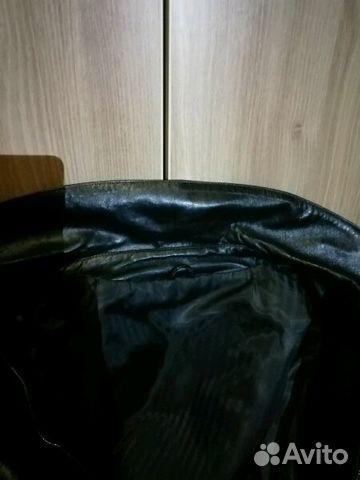 Куртка кожаная 89107792257 купить 3